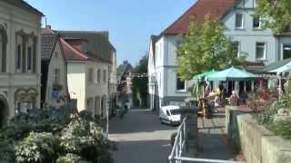 Bad Bentheim Germany  city photos : STADT BAD BENTHEIM 2014 mit KURPARK