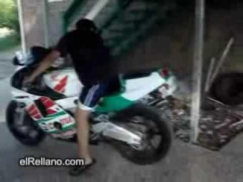Moto + tonto = motonto