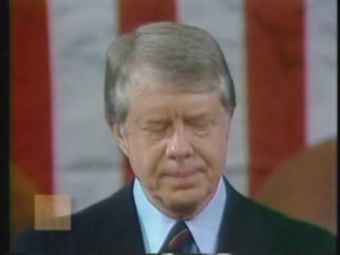 President Jimmy Carter - 1978 State of the Union