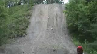 8. Can Am 650 Outlander Max Hill climbing part 1 of 2