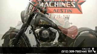 3. 2012 Indian Chief Dark Horse  - Dream Machines Indian Mot...