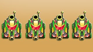 Bloons TD6 - 4 Player Same Hero Challenge   JeromeASF