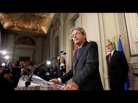 Ιταλία: Εντολοδόχος πρωθυπουργός ο Πάολο Τζεντιλόνι