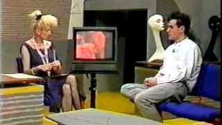 Morrissey Interview (Studio One) (1985)