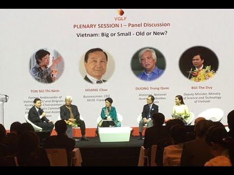 Diễn đàn người Việt có tầm ảnh hưởng: Làm thế nào để nâng tầm vị thế Việt Nam?   VTV24 - Thời lượng: 2 phút, 18 giây.