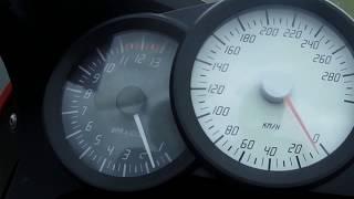 9. BMW k 1300 S top speed 280