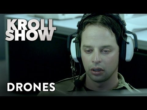 Kroll - The struggles of Drone pilots in wartime, serving their country on the ground, sitting at their computers.