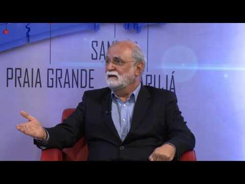 Raul Christiano agora é responsável por duas secretarias em Cubatão