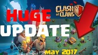 Video NEW BOAT UPDATE MAY 2017 - CLASH OF CLANS  - New Troops Update New Night Boat Village MP3, 3GP, MP4, WEBM, AVI, FLV Mei 2017