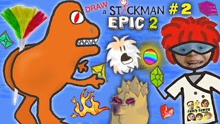 Nonton Feather Butt Dinosaur   Draw A Stickman Epic 2      Part 2  Find The Gems   Fgteev Chapter 2 Gameplay  Film Subtitle Indonesia Streaming Movie Download