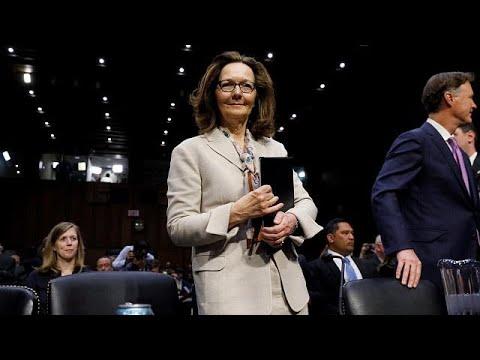 Η Τζίνα Χάσπελ στο τιμόνι της CIA