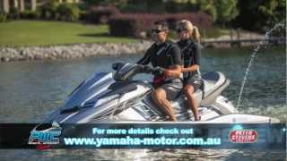 4. The PWC Show - 2013 Yamaha WaveRunner FX series