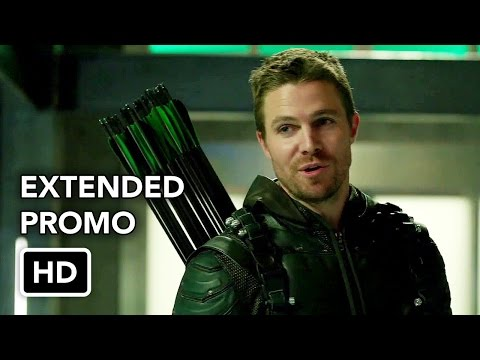 "Arrow 5x05 Extended Promo ""Human Target"" (HD)"