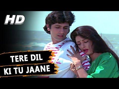 Video Tere Dil Ki Tu Jaane| Kavita Krishnamurthy| Naam 1986 Songs | Poonam Dhillon, Kumar Gaurav download in MP3, 3GP, MP4, WEBM, AVI, FLV January 2017