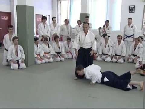 Рассказ сенсея Тсунео Андо о Ёсинкан Айкидо часть 3