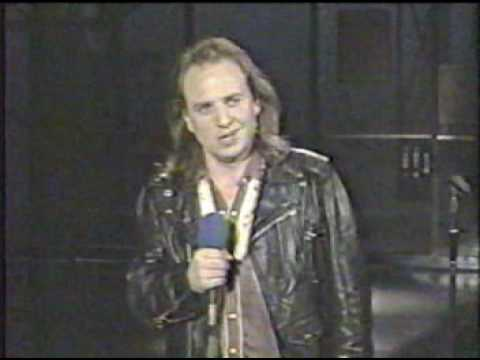 Bobcat Goldthwait on Letterman, 7/30/87