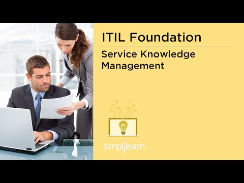 ITIL Life Cycle Interactions| Service Knowledge Management| What is SKMS