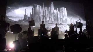 Woodkid - Run Boy Run - Concert Genève Arena 22 Février 2014