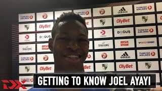 Getting to Know: Joel Ayayi (ANGT Kaunas)