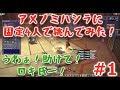 【FF14】アメノミハシラを固定メンバー4人で挑んでみた!【#1】