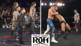 Nonton ROH Highlights 5/29/17 – ROH Wrestling Highlights 28th May 2017 – ROH Highlights 28/5/17 Film Subtitle Indonesia Streaming Movie Download