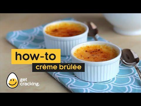How-To: Make Crème Brûlée