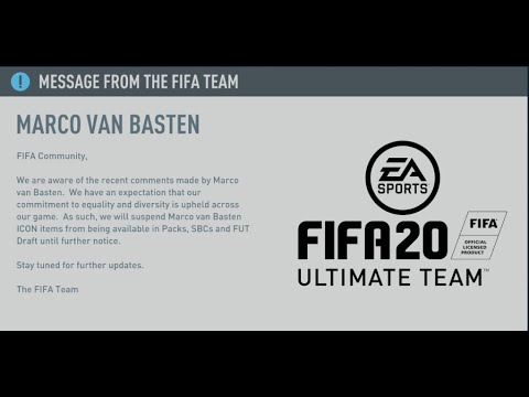 FIFA 20- Ultimate Team: Marco Van Basten #362