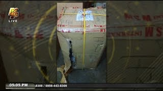 Video Balikbayan box ng OFW, binuriki ng cargo company! MP3, 3GP, MP4, WEBM, AVI, FLV Desember 2018
