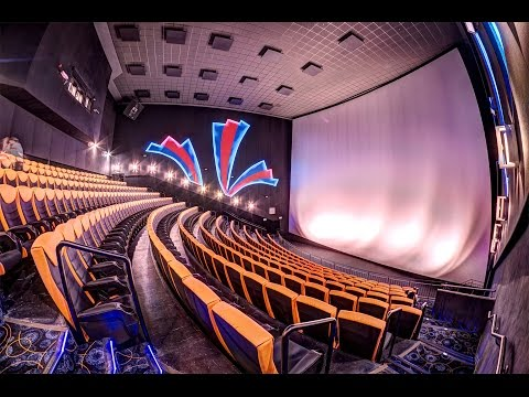 IMAX & 4DX  Cinema City Shopping City Timisoara