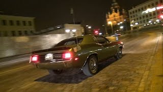 Nonton 1970 Plymouth AAR 'Cuda - factory built race car   EXHAUST SOUND   Film Subtitle Indonesia Streaming Movie Download