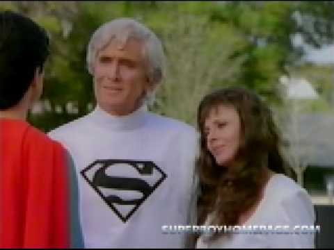 Superboy Season 2: Meet Jor-El & Lara