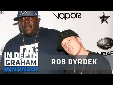 What really happened?! ROB DYRDEK talks his fallout with BIG BLACK!