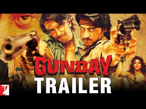 Gunday - Trailer with English Subtitles Movie Review & Ratings  out Of 5.0