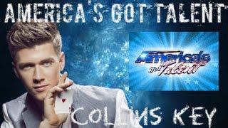 Video America's Got Talent | Magician | Collins Key MP3, 3GP, MP4, WEBM, AVI, FLV April 2018