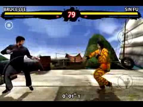 como instalar bruce lee dragon warrior android