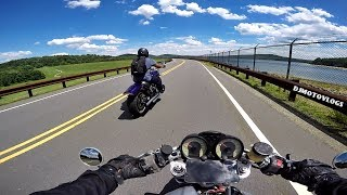 Sohan and I decided to take a last minute trip to Round Valley, New Jersey. We were afraid the area might not be worth the hour ride and the tolls but boy were we wrong. Days like this remind you why Motorcycles are so freaking awesome. Instagram:              http://instagram.com/djmotovlogsFacebook Page:     http://facebook.com/djmotovlogsEmail:                       djmotovlog@gmail.comThank you so much for watching everyone!round valley new jersey riding round valley motorcycle dji mavic prodrone round valley new york drone ducati monster yamaha warrior 1700 reservoir drone following motorcycle