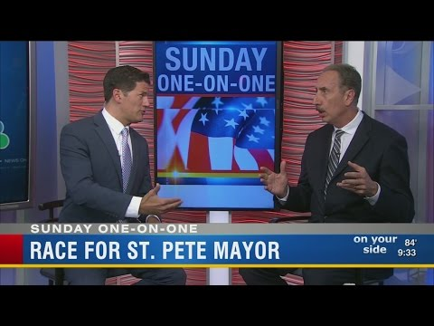 Race for St. Pete mayor