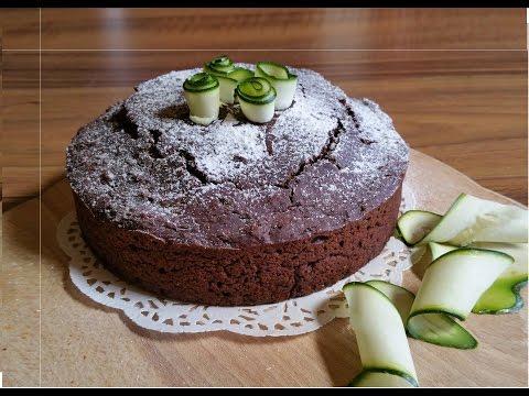 torta dolce alle zucchine senza uova - ricetta