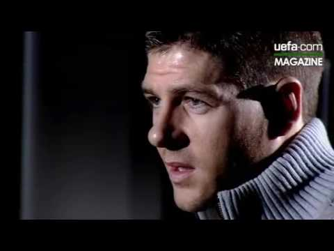 Entrevista exclusiva al magacín de la UEFA