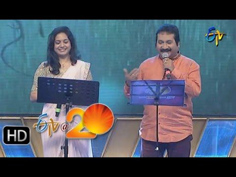Mano-Sunitha-Performance--Aaku-Chatu-Song-in-Gunturu-ETV-20-Celebrations