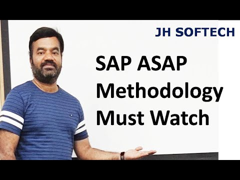 SAP ASAP Methodology  Must Watch