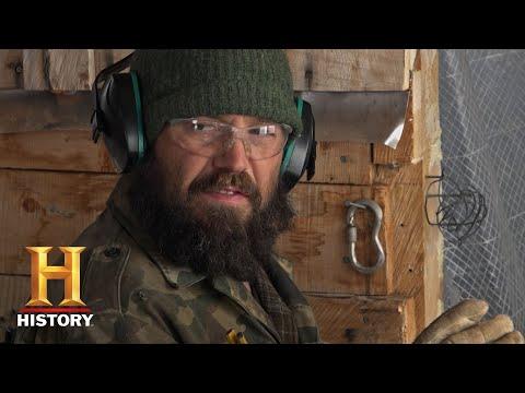 Mountain Men: Morgan and Margaret Expand Their Home (Season 7, Episode 11)   History