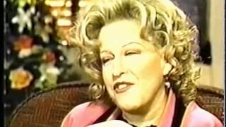 Bette Midler Talks Hocus Pocus   Today Show  1993