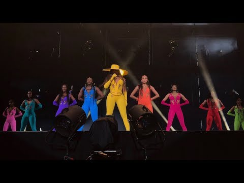 Beyoncé - Formation / Run The World  Global Citizens Festival Johannesburg, Sa 12/2/2018