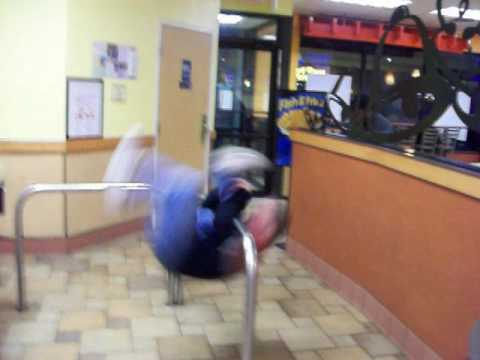 Richard Spins at Taco Bell