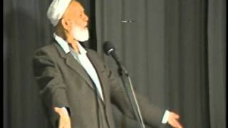 Arabs And Israel: Conflict Or Conciliation - Sheikh Ahmed Deedat
