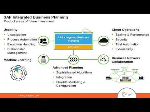 Introducing SAP IBP S&OP processes Webinar
