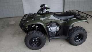 6. 2014 TRX250TM Recon SALE / Honda of Chattanooga TN ATV Dealer - Manual Shift Recon 250