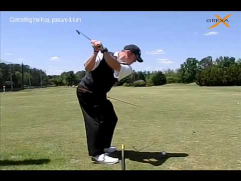 Controlling posture, hips and turn – by Grexa Golf