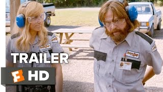 Masterminds Official Trailer 1 2016  Kristen Wiig Movie